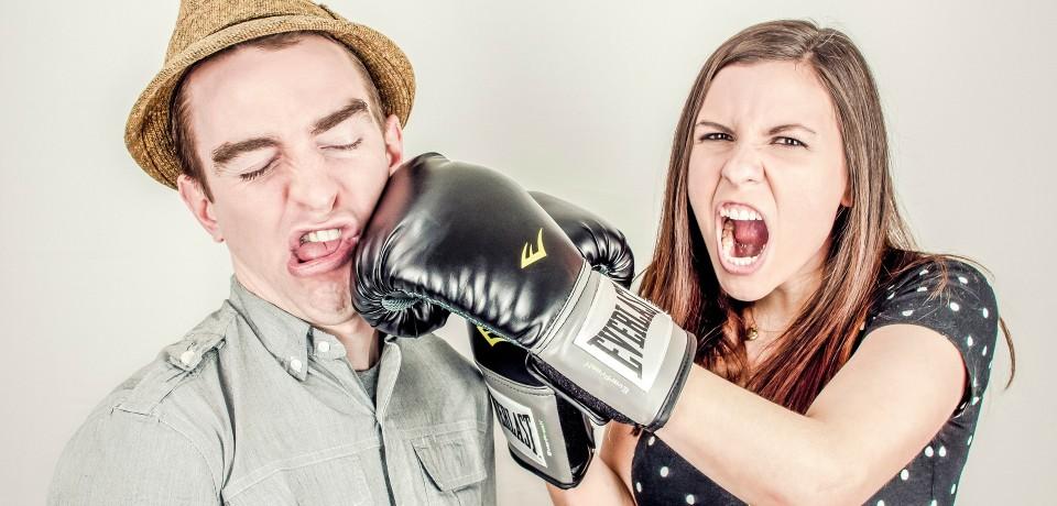 5 passi per trattare con le persone aggressive